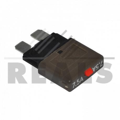 disjoncteur thermique 7.5 amp