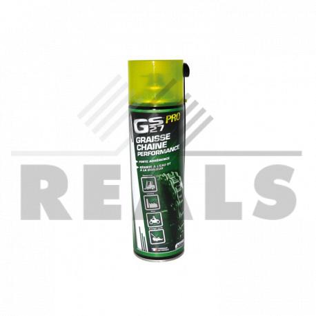 lubrifiant chaines et cables (aerosol)
