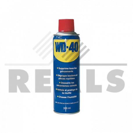 lubrifiant wd40 ( aerosol )