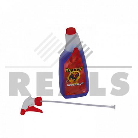 Spray nettoyant Borne de Batterie 1L