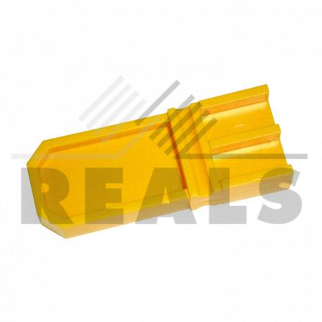 Detrompeur jaune 160/320/350 a