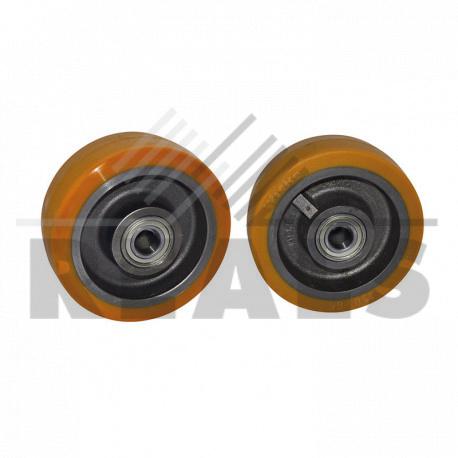 Roue PU 180X65(HJ)