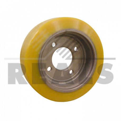 Roue PU 230X90(LINDE)