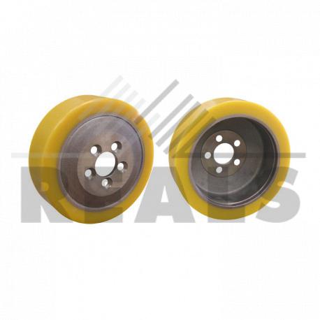 Roue PU 230X70(LINDE/LOC/STILL)