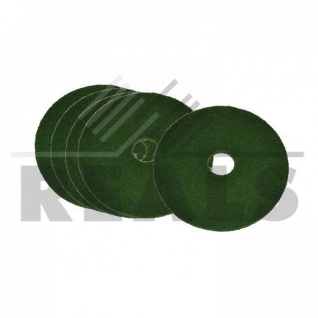 Kit de 5 disque vert 432