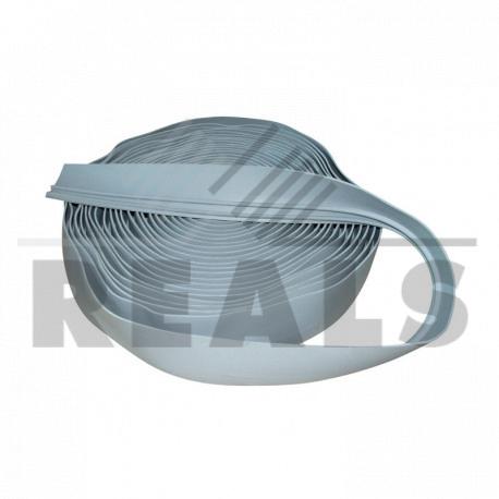 Bavette de protection de brosse 85 mm (vendu au metre)
