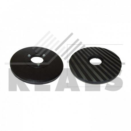 Plateau porte disque COMAC 490 mm