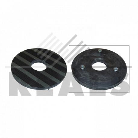 Plateau porte disque  COMAC 200 mm