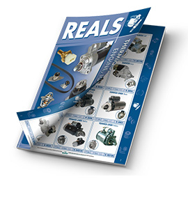 Thermal parts catalog