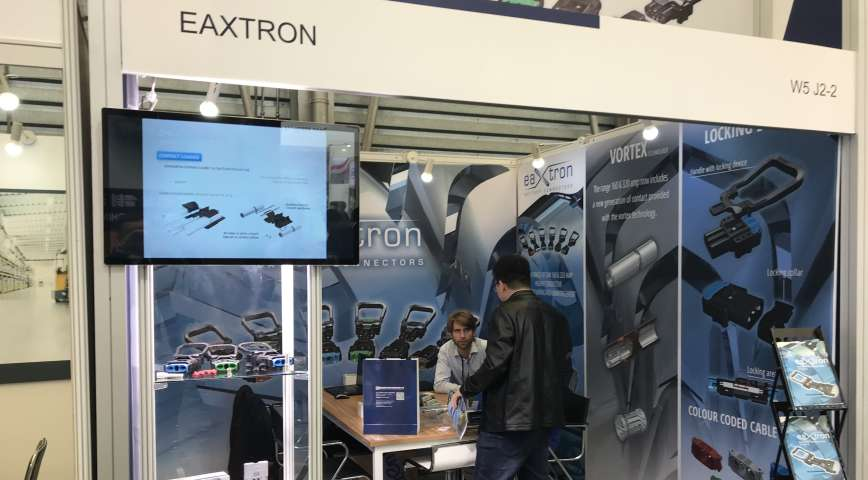 distributor eaxtron