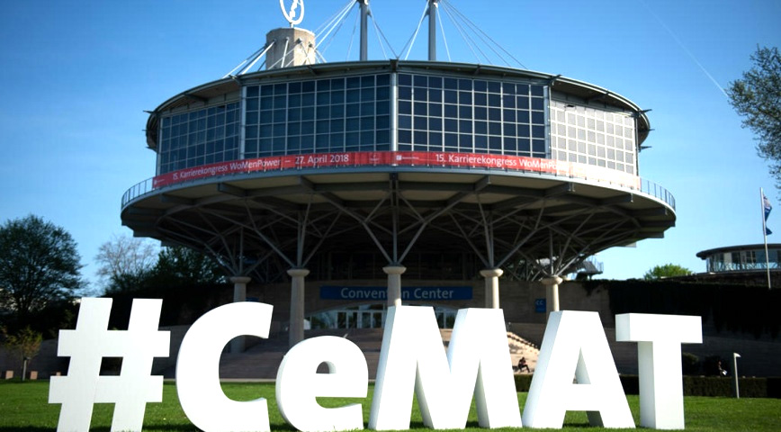 cemat hanover 2018